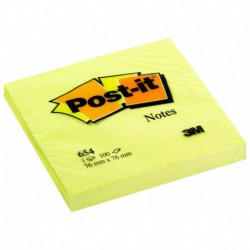 Foglietti Post-it® Giallo Canary™